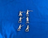 Round Infantry - 18th Century Toy Soldiers