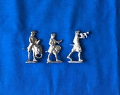 Semi-Flat Musicians - 18th Century Toy Soldiers