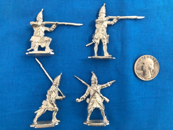 Round Grenadiers #1 - 18th Century Toy Soldiers