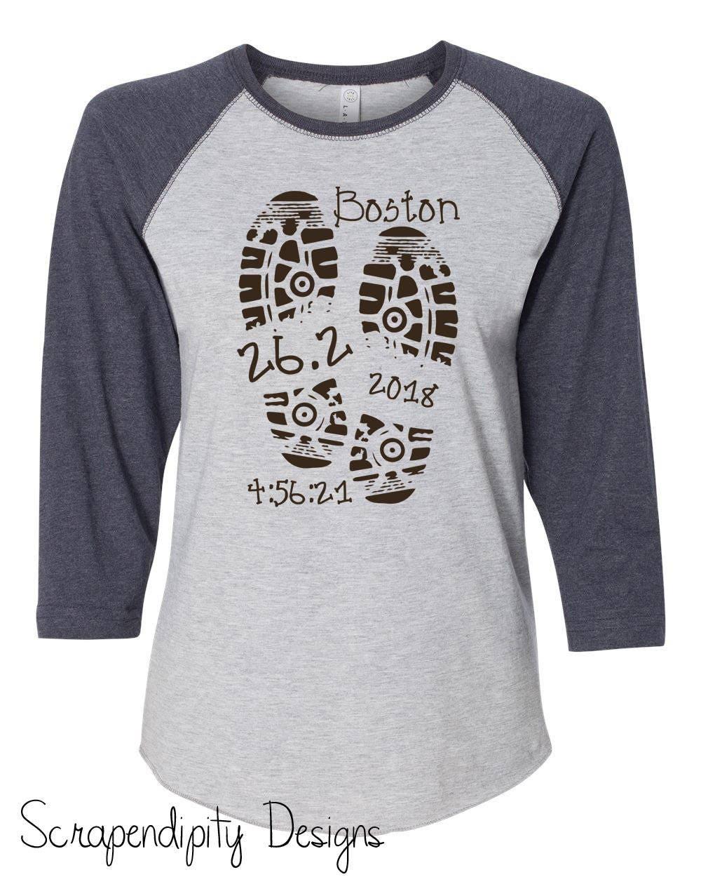 Ladies Marathon Shirt Custom Mens Running Tshirt Marathon Etsy