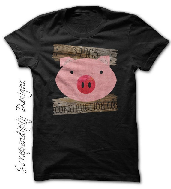 Toddler//Kids Raglan T-Shirt Just Like My Nana Im Going to Love Pigs When I Grow Up