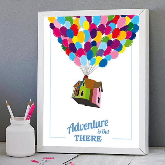 Adventure is out there Inspired Art Up Film