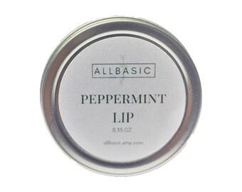 Lip Balm Bundle- Peppermint (3 Pk)