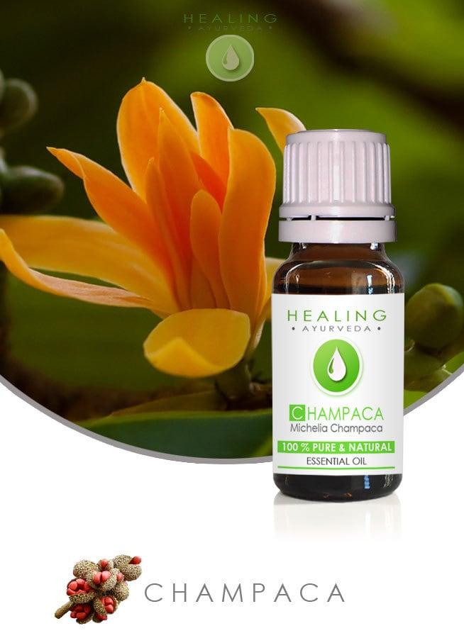 Champaca oil - Pure esssential oil Champak- Natural