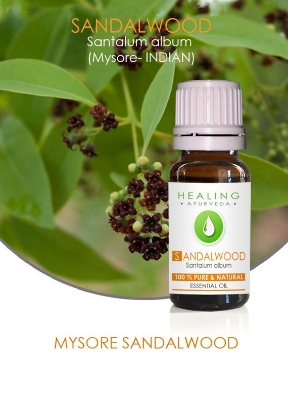 Mysore Sandalwood oil, Pure Sandalwood essential oil, Indian Sandalwood, Chakra essential oil,Healing oil,Spiritual oil,Skin care,Inscense