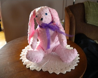 Pink Dot Rabbit
