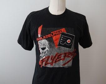 Vintage Philadelphia Flyers T-shirt Shirt Adult Mens XL 90s 36d630a72