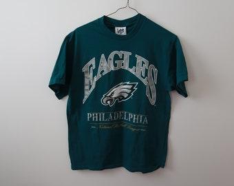 Vintage Philadelphia Eagles t-shirt shirt Adult Mens Large a2c0cb98f
