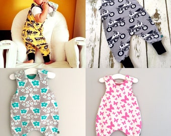 80c0c3a9b80 NEW ANY FABRIC baby romper