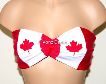 cd3206b224 PADDED Canadian Flag Bandeau