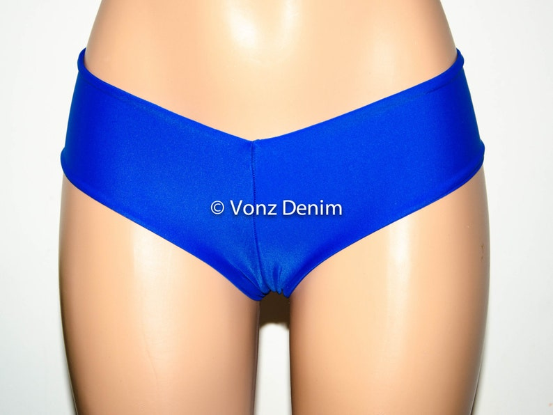 1f169212f1 Texas Flag Blue Cheeky Bikini Bottoms Cheeky Brazilian Bikini | Etsy