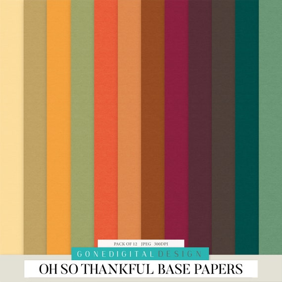 0abb0e6a00b43 Digital Background Paper Thanksgiving Solid Color Backdrop Solid ...