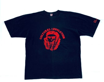 2853ae7c8b Vintage 90s FUCT x Che Guevara Shirt Skateboard Spell Out Streetwear Skate  Clothing Size Xlarge powell peralta santa cruz zorlac Made In USA