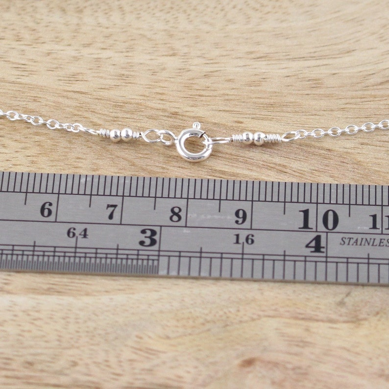 Thick Heavy Weight Long Cable Chain for Women /& Men Pendant or Necklace Chain 925 Sterling Silver Strong Trace Chain 14 to 40in Lengths
