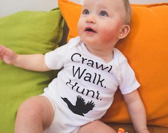 Crawl Walk Hunt Top