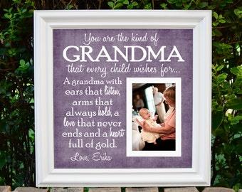 Grandmother Frame Etsy