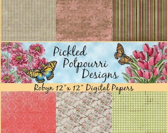 Robyn Digital Papers Download