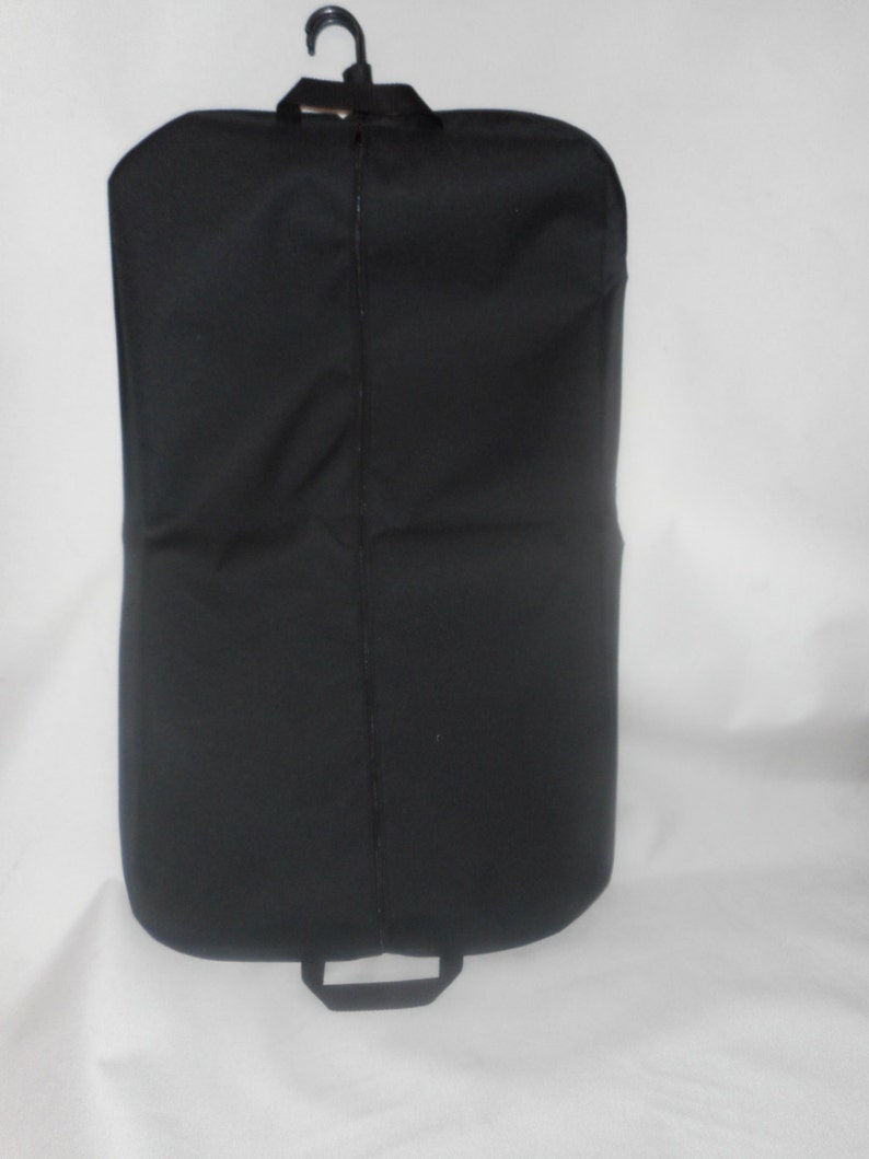 36 inch Garment bag travel suit bag in four great colors Made in USA.