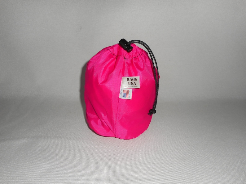 Tiny stuff sacks drawstring nylon bag perfect for camping  07e7856752679