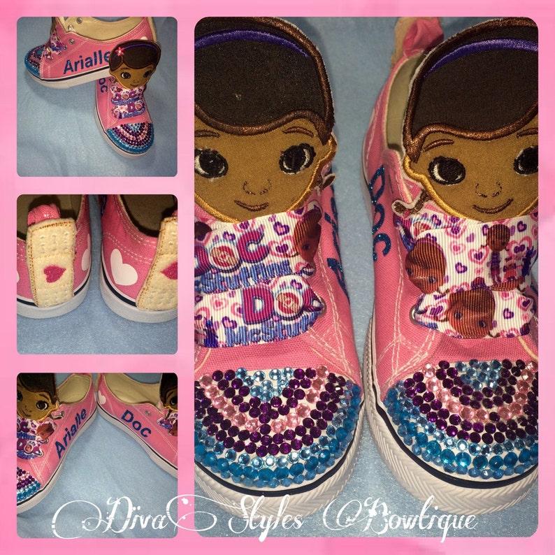 f8b8ba2adba5 Doc McStuffins Converse Doc McStuffins Converse Shoe Doc