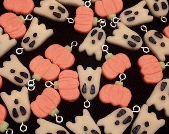 Glow in the Dark Halloween Earrings -October Special