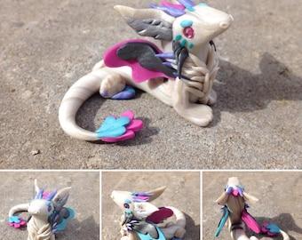 Custom Angel Dragons