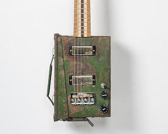 Handmade Ammunition case 6 string electric guitar