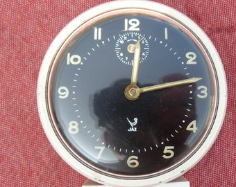 "alarm clock vintage brand ""jaz"""