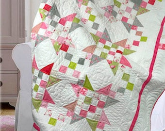 Star Crossed Downloadable Quilt Pattern