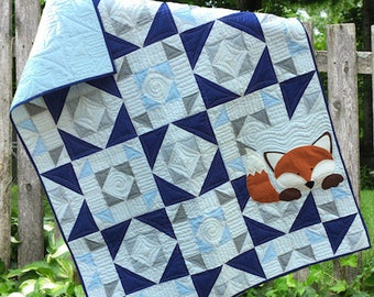 Little Fox Quilt Kit