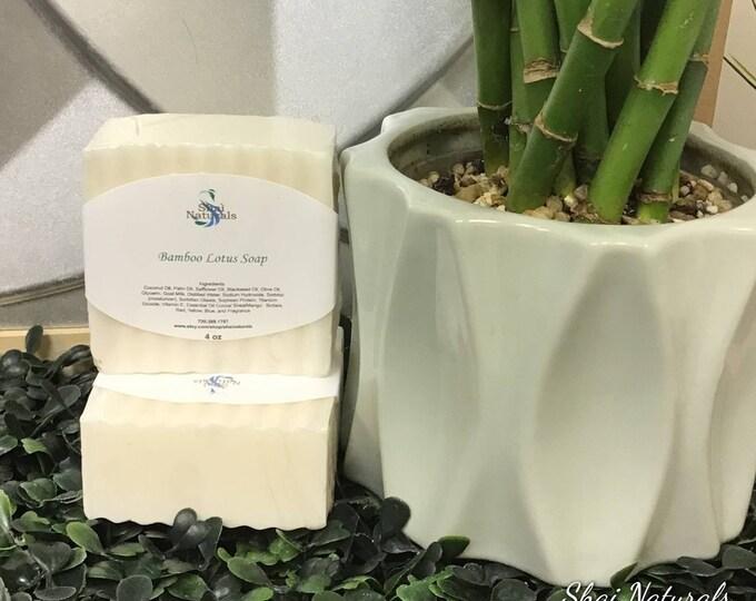 Bamboo Lotus
