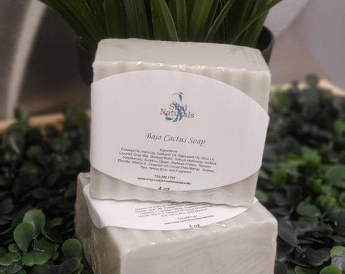 Baja Cactus Soap