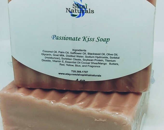 Passionate Kiss Soap