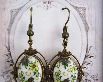 Romantic Flower Earrings