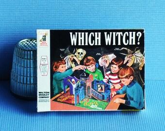 Witch Alphabet 1 Pc Halloween Dollhouse Miniature Witchcraft Hex Spells E31A