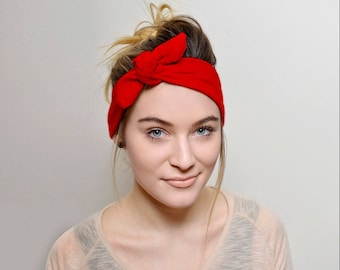 Red Headband Adults Hair Accessories cc1751d8ed2