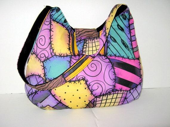 65f74295ee HOBO BAG NIGHTMARE Before Christimas Purse Ladies Shoulder