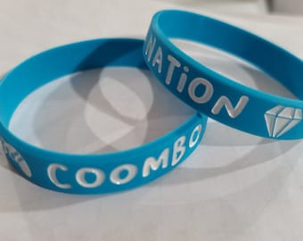 COOMBO NATION - Silicone Wrist Band