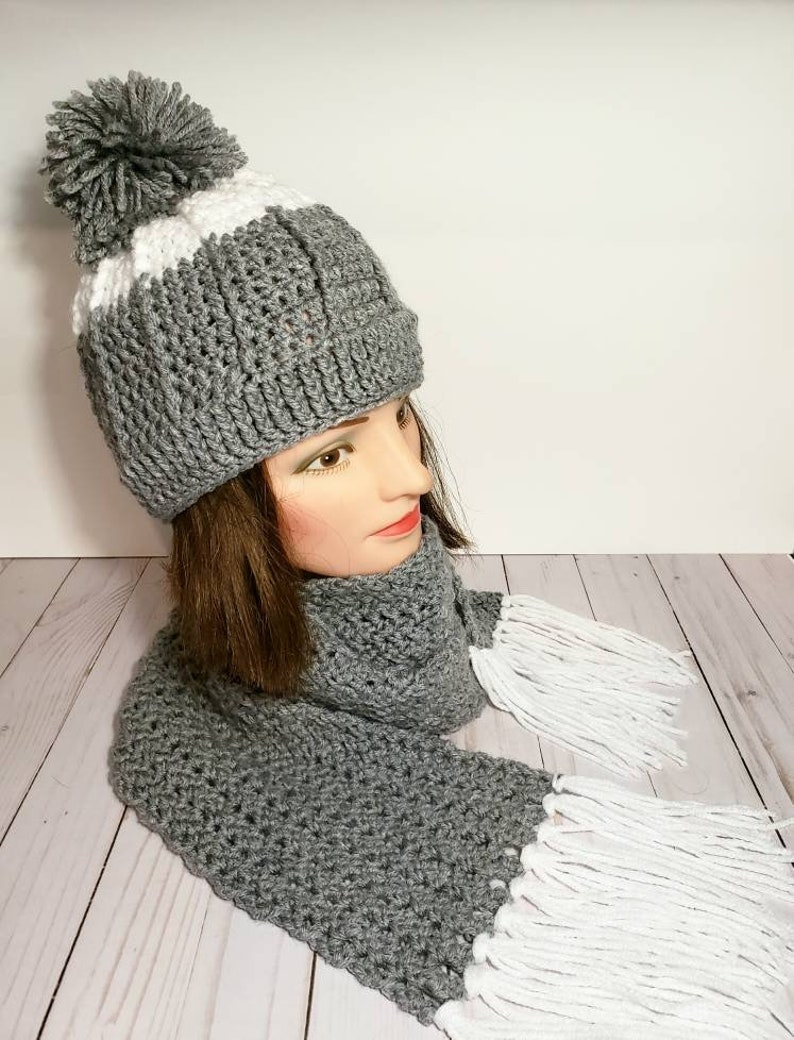 644248c6f07 Scarf and Hat Set Ladies Hat Ladies Scarf Ladies winter