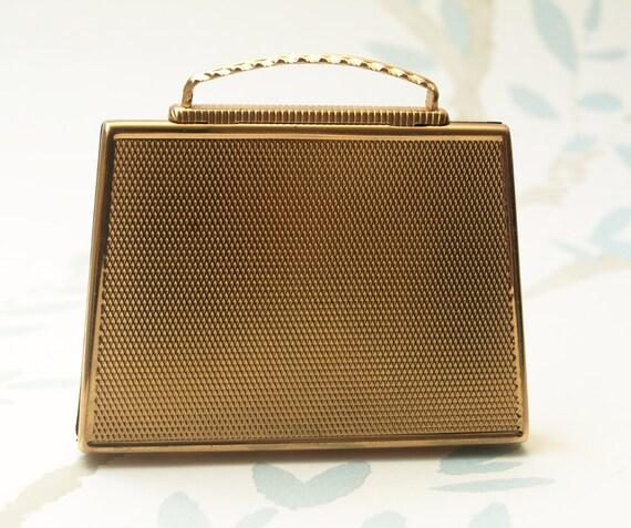 Powder Compact, Mascot Compact, Handbag Mirror Co… - image 2