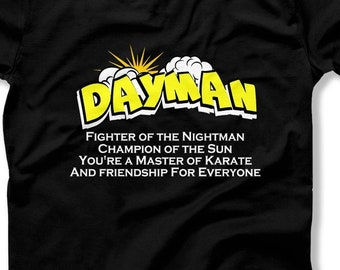 fcff9cd6 Dayman Funny TV Lover T-shirt Funny Gifts For TV Show Fans Humor Tees Tv  Show Apparel Fathers Day Gift Long Sleeve Shirt ILA-93