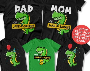 Fifth Birthday Gift For 5 Year Old Boys Party Theme Kids Dinosaur Shirt Fun Ideas Bday T DAT 3108 09 14 18