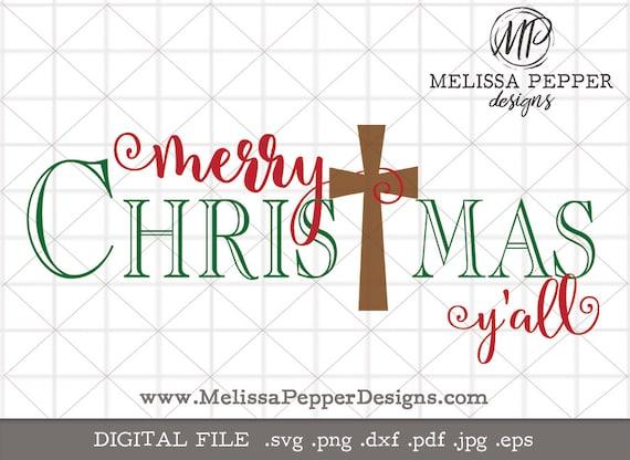 image 0 - Religious Merry Christmas
