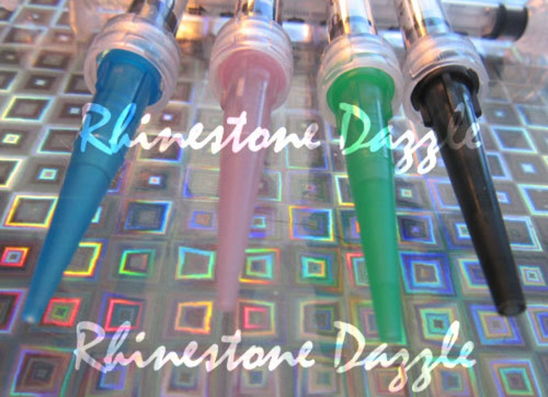 20 ga sizes: 22 ga 16 ga screw on tips diy crafts luer lock screw on syringe tips 18 ga luer lock tips 4 PC syringe tips