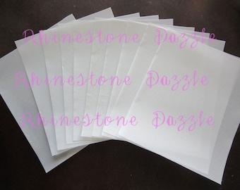 Hotfix Transfer Tape Paper for Rhinestone Designs, hotfix transfer tape, hotfix transfer paper, rhinestone material, rhinestone hotfix paper