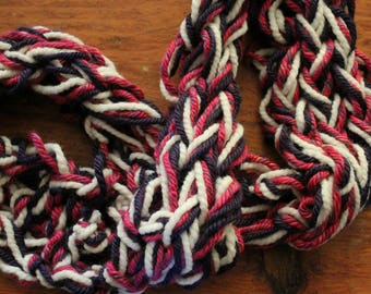 Knitted Scarve