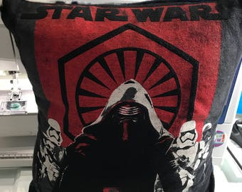 Star Wars T-shirt Pillow
