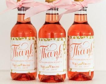 Mini wine bottles   Etsy