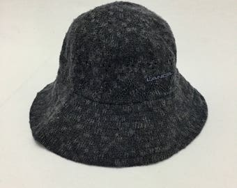 5447bb0b113 Vintage LANCEL Paris Bucket Hat Sz Small (56cm) Made in Japan