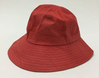 0fb8e5e283a MCM Legere Mode Creation Munchen Brim Bucket Hat Sz (57.5cm)